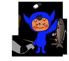 電波人間(釣り)