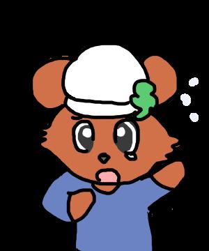 クローバー_泣く2