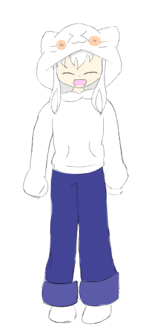 ロン(笑顔2)